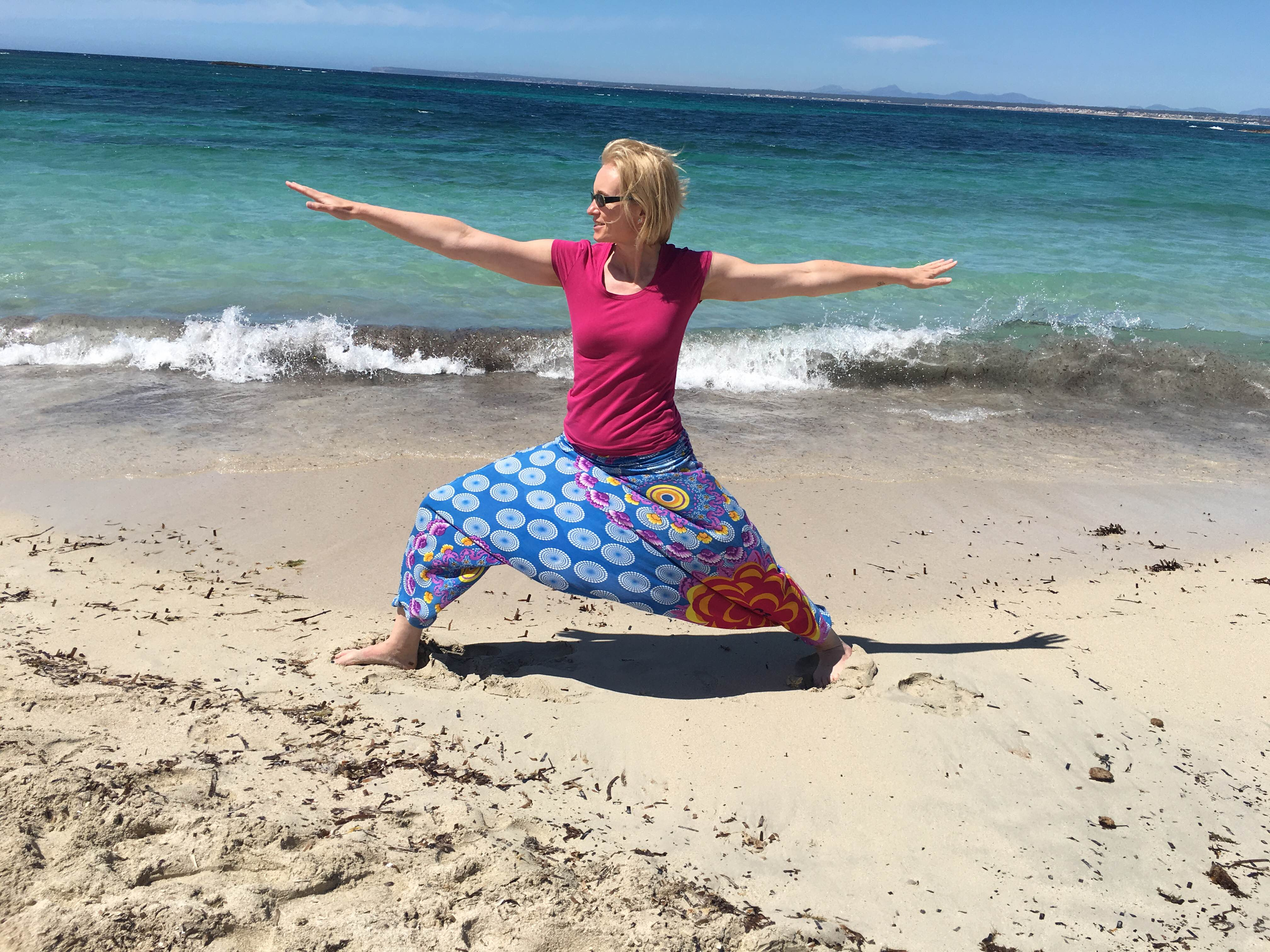 10 Gründe für Yoga