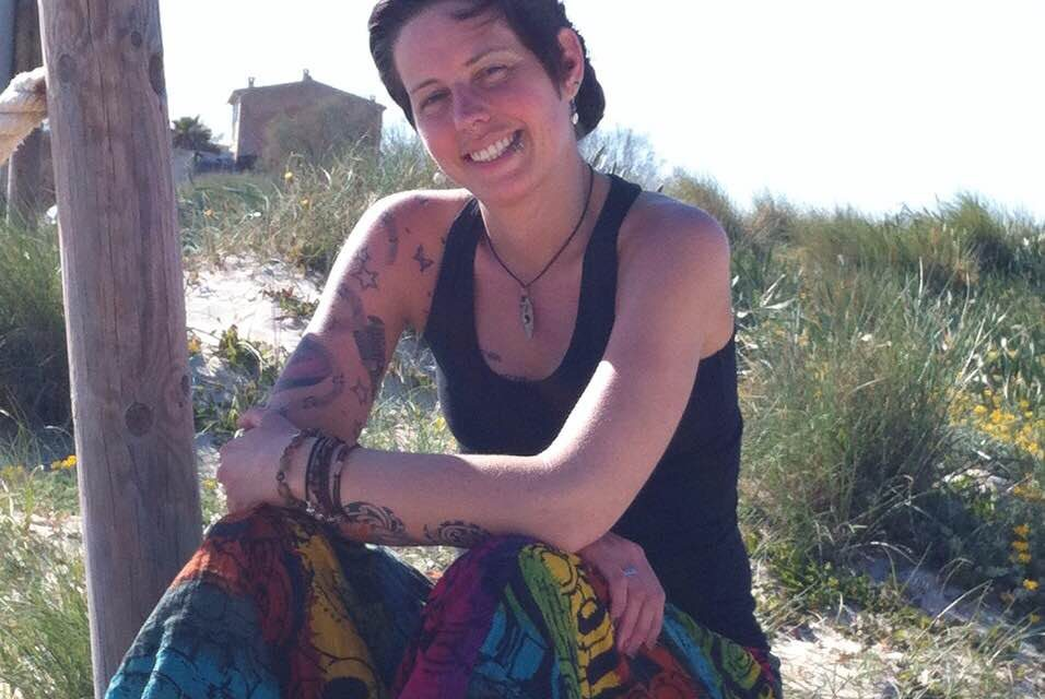 Mantra-Yoga-Stunde mit Jules